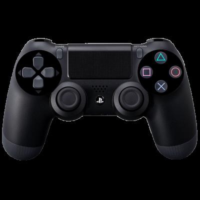 PS4: Контроллер игровой беспроводной черный (Dualshock 4 Cont Anthracite Black: CUH-ZCT1: SCEE)