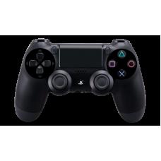 PS4: Контроллер игровой беспроводной черный (Dualshock 4 Cont Black: CUH-ZCT2: SCEE)