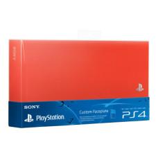 PS4: Крышка отсека для дополнительного жесткого диска оранжевая (HDD SLEH-00327: SCEE)