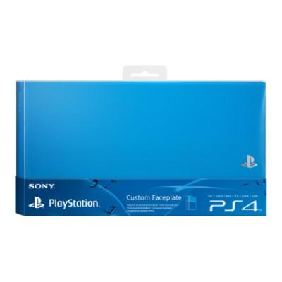 PS4: Крышка отсека для дополнительного жесткого диска синяя (HDD SLEH-00327: SCEE)