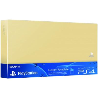 PS4: Крышка отсека для дополнительного жесткого диска золотая (HDD SLEH-00327: SCEE)