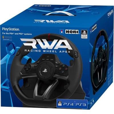 Руль HORI гоночный APEX для PS4 / PS3 PS4-052E