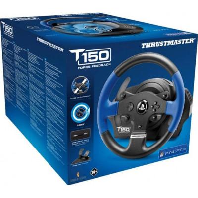 Руль Thrustmaster Рулевая система T150 RS EU Version [PS4/PS3/PC]