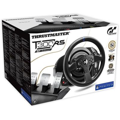 Руль Thrustmaster Рулевая система T300 RS Gran Turismo Edition EU Version [PS4/PS3]