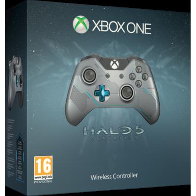 Беспроводной геймпад для Xbox One (специальное издание Halo 5 Guardians - Spartan Locke)