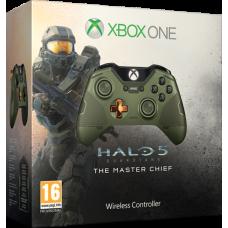 Беспроводной геймпад Halo 5 Guardians - The Master Chief для Xbox One