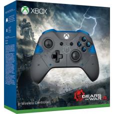 Беспроводной геймпад для Xbox One (ограниченное издание Gears of War 4  JD Fenix + DLC)
