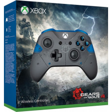 Геймпад беспроводной для Xbox One лимитированной серии Gears of War 4 JD Fenix + DLC [Xbox One]