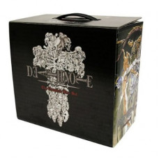 Death Note Box Set (Vol. 1-13) [Paperback]