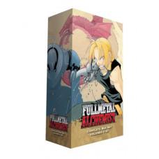 Fullmetal Alchemist Box Set [Paperback]