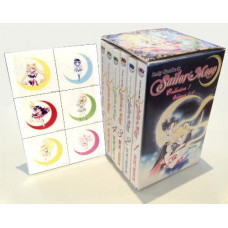 Sailor Moon Box Set (Vol. 1-6) [Paperback]