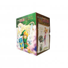 The Legend of Zelda Box Set [Paperback]