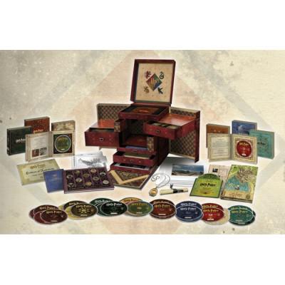 Harry Potter Wizard's Collection Box Set [Blu-ray + DVD + UV Copy]