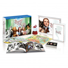 Wizard of Oz: 75th Anniversary Collector's Edition [Blu-ray 3D + Blu-ray + DVD + UltraViolet]