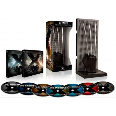 X-Men: The Adamantium Collection [Blu-ray,Limited Collector's Edition]
