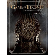 Game of Thrones: The Poster Collection [Paperback]
