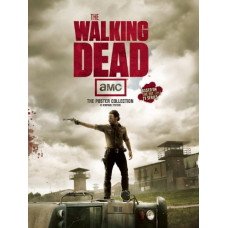 The Walking Dead: The Poster Collection [Paperback]