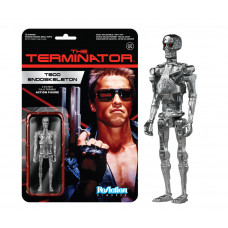 Фигурка Terminator T800 Endoskeleton Reaction (10 см)