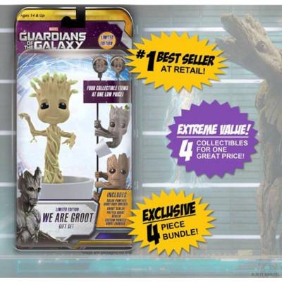 Подарочный набор Guardians of the Galaxy - We Are Groot (Limited Edition)