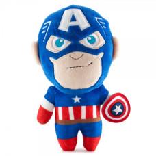 Мягкая игрушка Marvel Phunnys: Captain America (20 см)