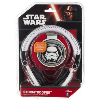 Наушники накладные Star Wars - Stormtrooper