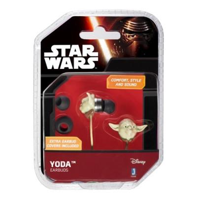 Наушники вставные Star Wars - Yoda