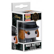 Брелок Alice Through the Looking Glass - Pocket POP! - Mad Hatter (4 см)