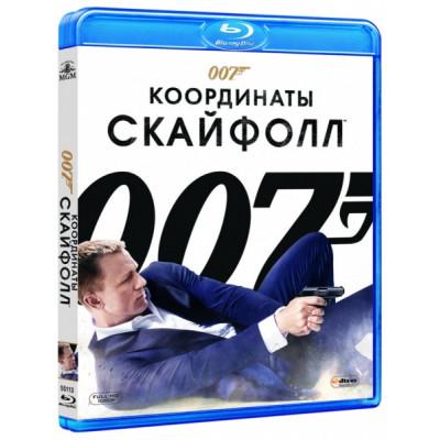 """007: Координаты """"Скайфолл"""" [Blu-ray]"""