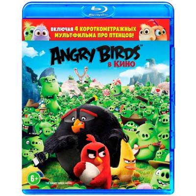 Angry Birds в кино [Blu-ray]