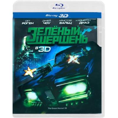 Зелёный Шершень [Blu-ray 3D]