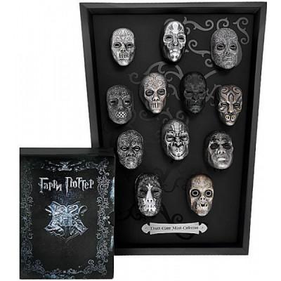 Гарри Поттер. Коллекционное издание (11 дисков + маски) [Blu-ray]