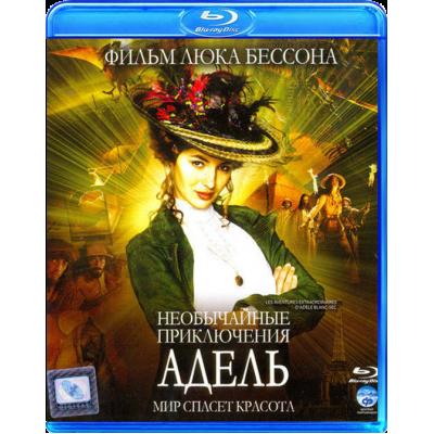 Необычайные приключения Адель [Blu-ray]