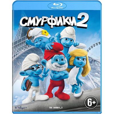 Смурфики 2 [Blu-ray]