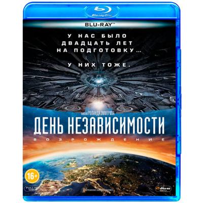 День независимости: Возрождение [Blu-ray]
