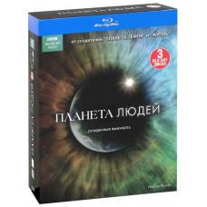 BBC: Планета людей (Части 1-3) [Blu-ray]
