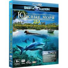 Южные моря: Атолл Бикини и Маршалловы острова [Blu-ray 3D + 2D версия]