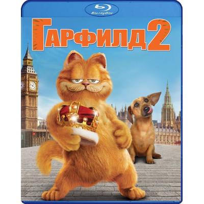 Гарфилд 2: История двух кошечек [Blu-ray]