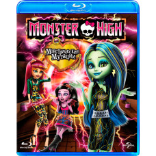 Monster High: Монстрические мутации [Blu-ray]