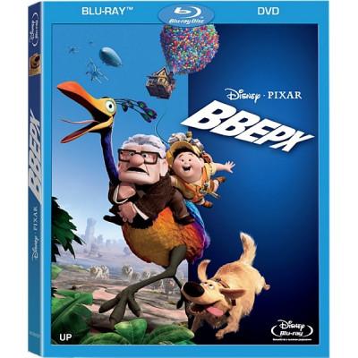 Вверх [Blu-ray + DVD]