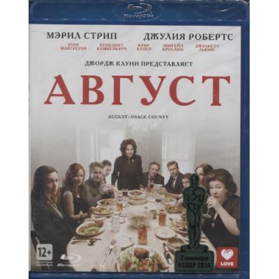 Август (2013) [Blu-ray]