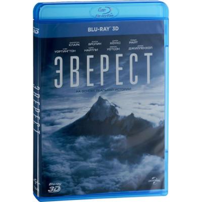 Эверест (2015) [3D Blu-ray]
