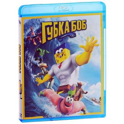 Губка Боб (Paramount) [Blu-ray]