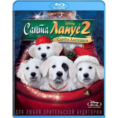 Санта Лапус 2: Санта лапушки [Blu-ray]