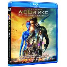 Люди Икс: Дни минувшего будущего [Blu-ray]