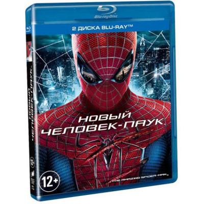 Новый Человек-паук [Blu-ray]