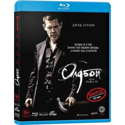Олдбой (2013) [Blu-ray]