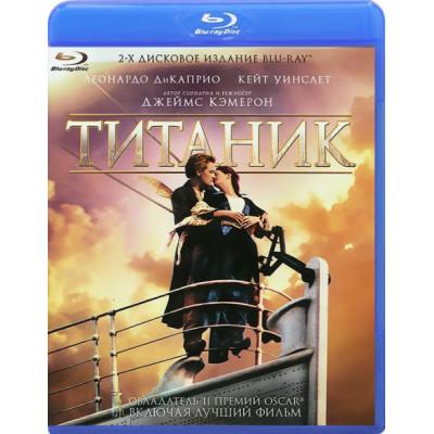 Титаник (1997) [Blu-ray]