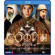 София (2016, 8 серий) [Blu-ray]