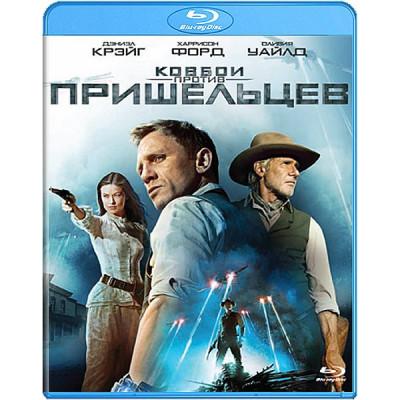 Ковбои против пришельцев [Blu-ray]